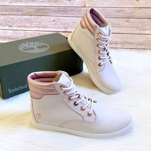 Timberland Natural Nubuck Dausette Sneaker Boots